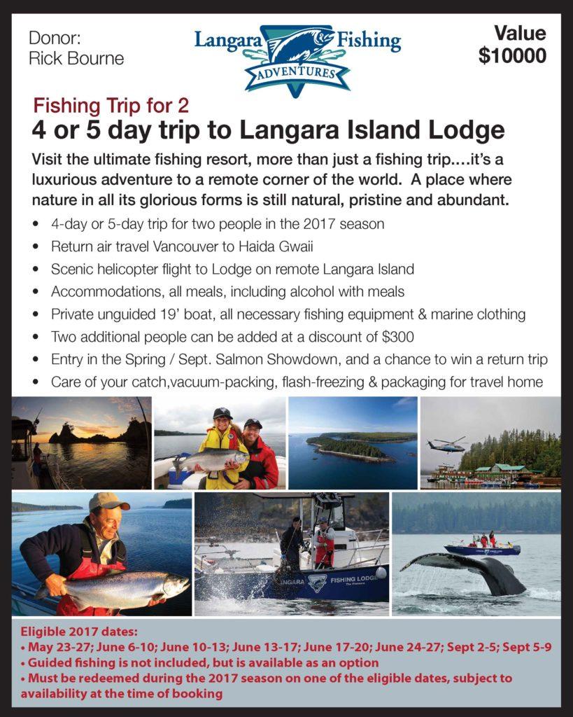 Langarafishing