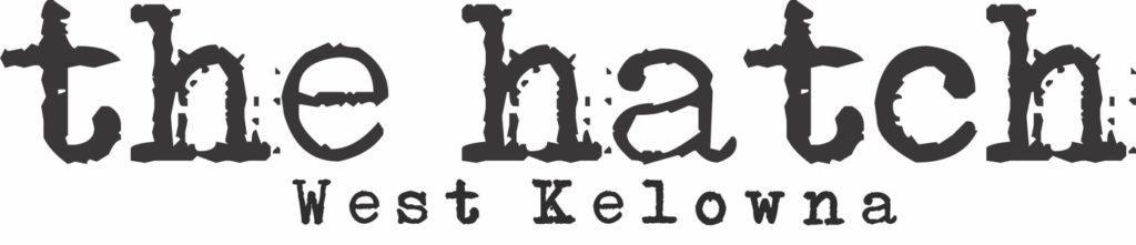 The Hatch Wordmark West Kelowna